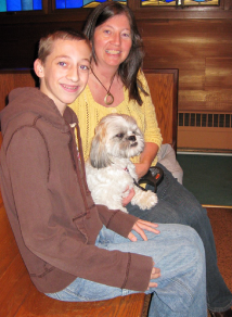 Pets in the Pews